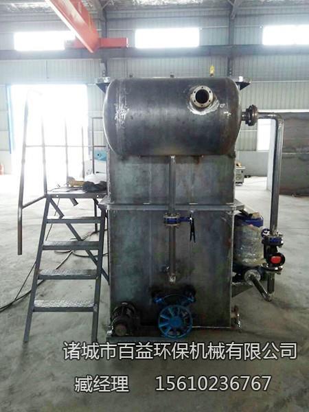 溶气气浮机规格